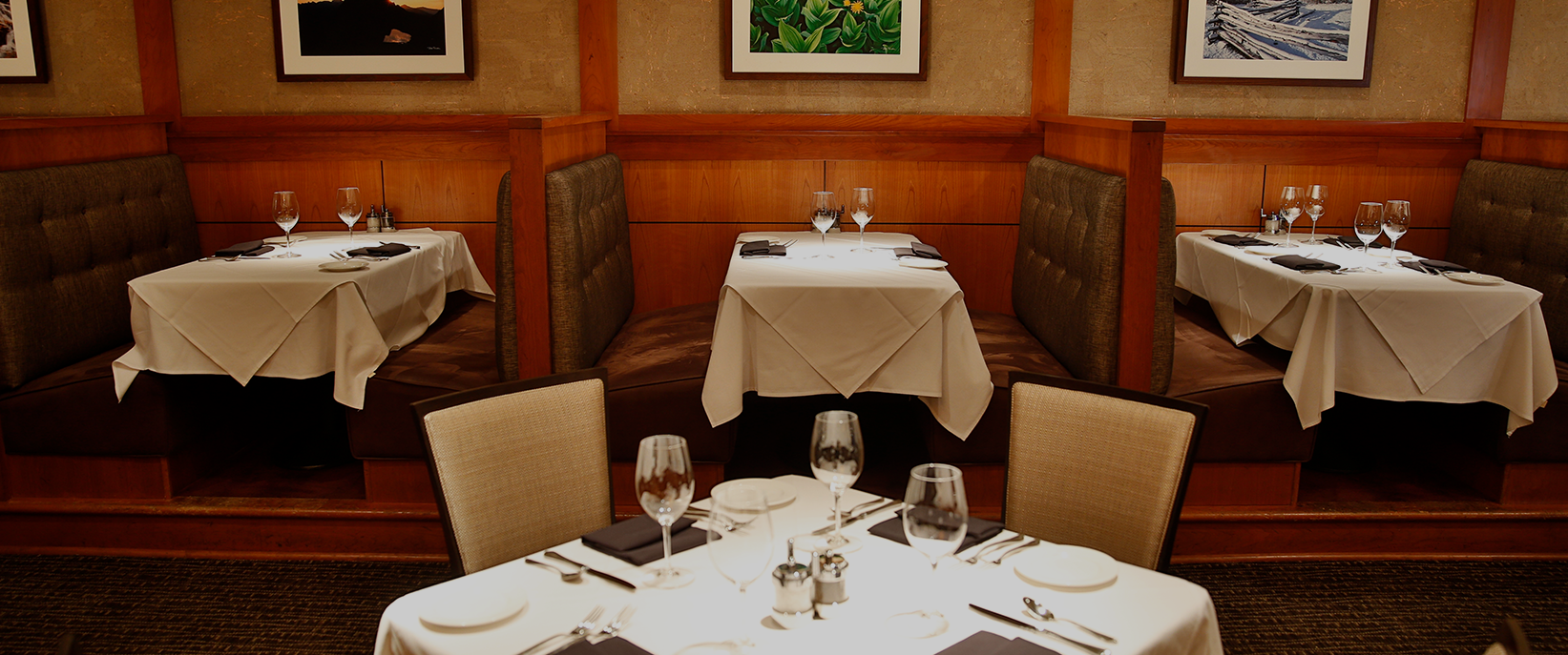 Executive Networking Lunch at Elway's